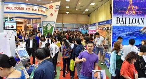 500 đơn vị tham dự Hội chợ Du lịch quốc tế tại Hà Nội