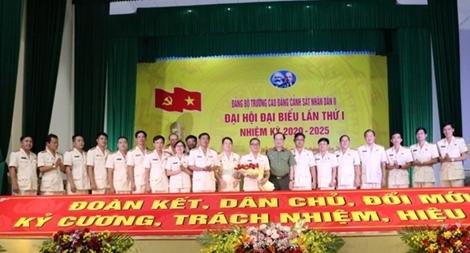 Đại hội Đảng bộ trường Cao đẳng CSND II