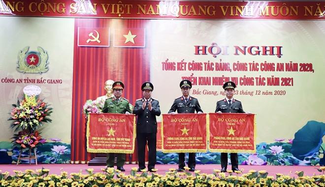 Công an Bắc Giang triệt phá nhiều băng ổ nhóm tội phạm hình sự - Ảnh minh hoạ 4