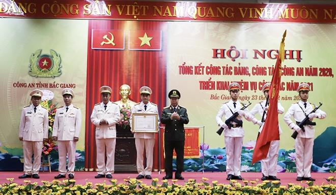Công an Bắc Giang triệt phá nhiều băng ổ nhóm tội phạm hình sự