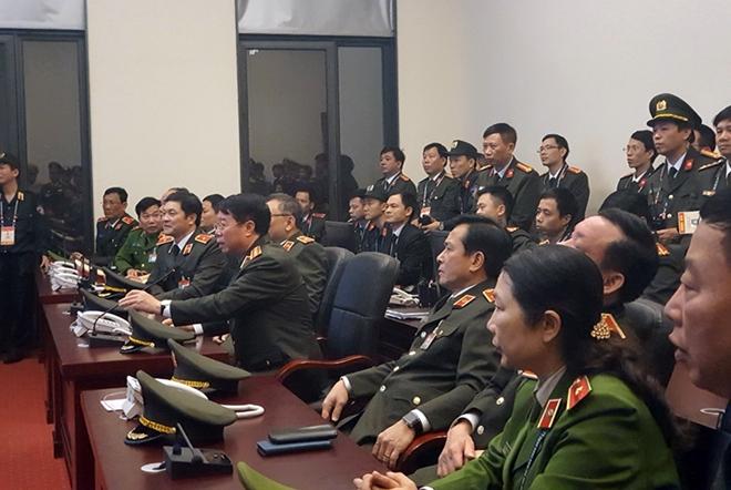 Thứ trưởng Bùi Văn Nam kiểm tra công tác đảm bảo an ninh, an toàn Đại hội XIII của Đảng - Ảnh minh hoạ 5