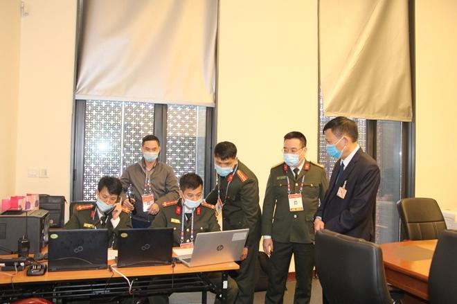 Chuyện bảo vệ an ninh, trật tự ở nơi tổ chức Đại hội XIII của Đảng - Ảnh minh hoạ 7