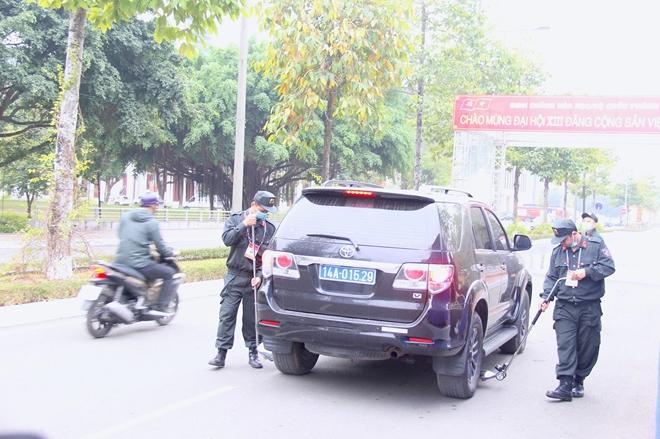 Chuyện bảo vệ an ninh, trật tự ở nơi tổ chức Đại hội XIII của Đảng - Ảnh minh hoạ 10