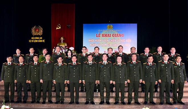 """Bộ Tư lệnh Cảnh vệ cần chú trọng công tác """"luyện cán, rèn quân"""" - Ảnh minh hoạ 3"""