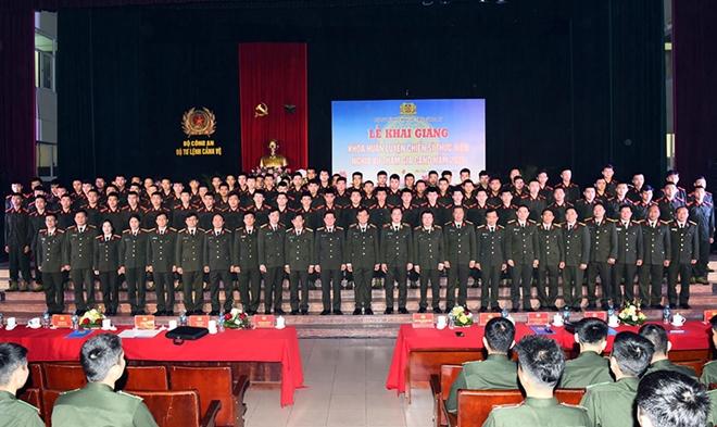 """Bộ Tư lệnh Cảnh vệ cần chú trọng công tác """"luyện cán, rèn quân"""" - Ảnh minh hoạ 2"""