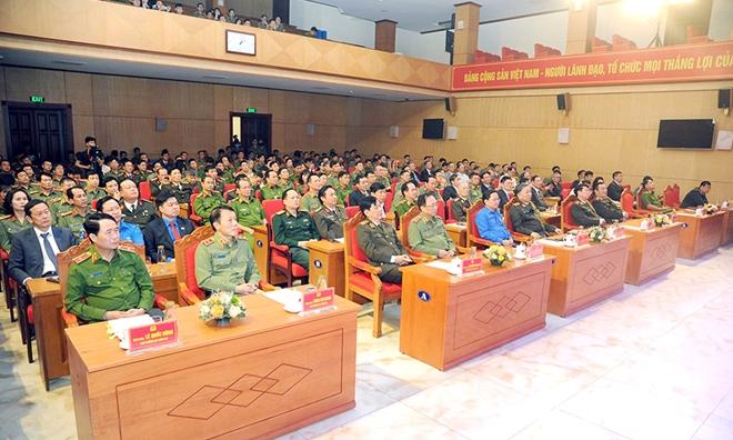 Đoàn Thanh niên Bộ Công an đón nhận Huân chương Bảo vệ Tổ quốc hạng Nhì - Ảnh minh hoạ 2