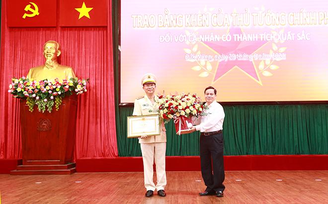 Công an Đắk Nông lập nhiều thành tích trong 6 tháng đầu năm 2021 - Ảnh minh hoạ 3