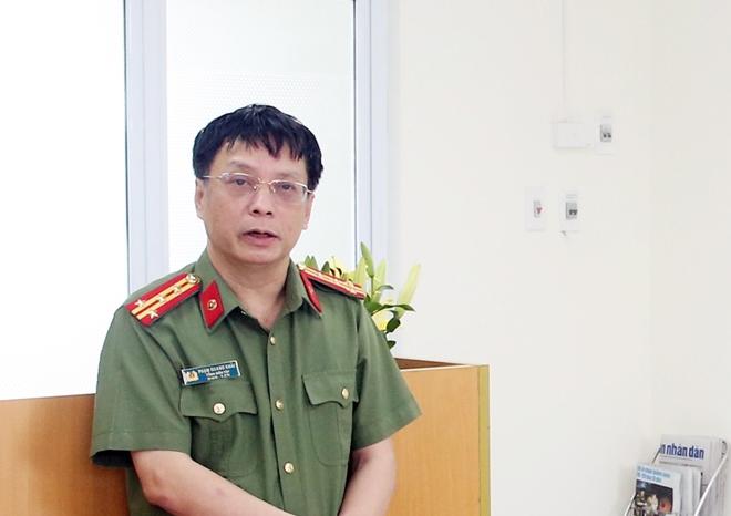 Thứ trưởng Nguyễn Văn Sơn thăm, kiểm tra trụ sở mới của Báo CAND tại số 2 Đinh Lễ - Ảnh minh hoạ 6