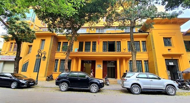 Thứ trưởng Nguyễn Văn Sơn thăm, kiểm tra trụ sở mới của Báo CAND tại số 2 Đinh Lễ - Ảnh minh hoạ 10