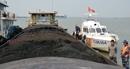 Tạm giữ  900 tấn than không rõ nguồn gốc được vận chuyển bằng đường biển
