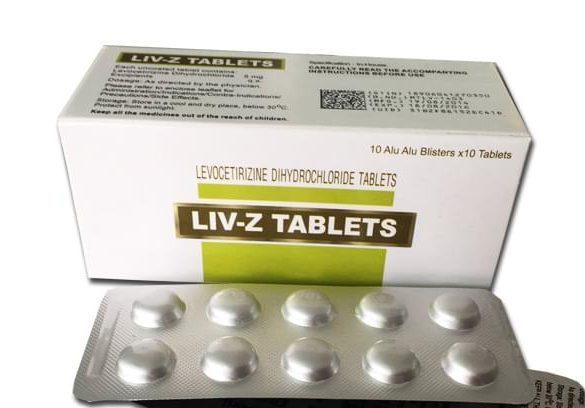 Đình chỉ lưu hành thuốc điều trị dị ứng không đạt chất lượng