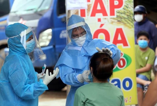 Việt Nam ghi nhận thêm 1 mắc COVID-19 tại Quảng Ngãi