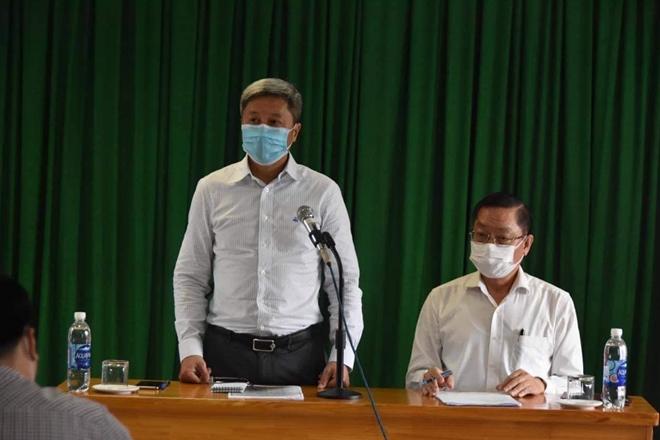 Bộ Y tế thành lập Tổ thường trực đặc biệt chống dịch tại TP Hồ Chí Minh