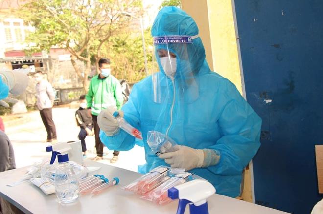 Hải Dương phát sinh ổ dịch thứ 6, đưa vào hoạt động Bệnh viện Dã chiến số 3