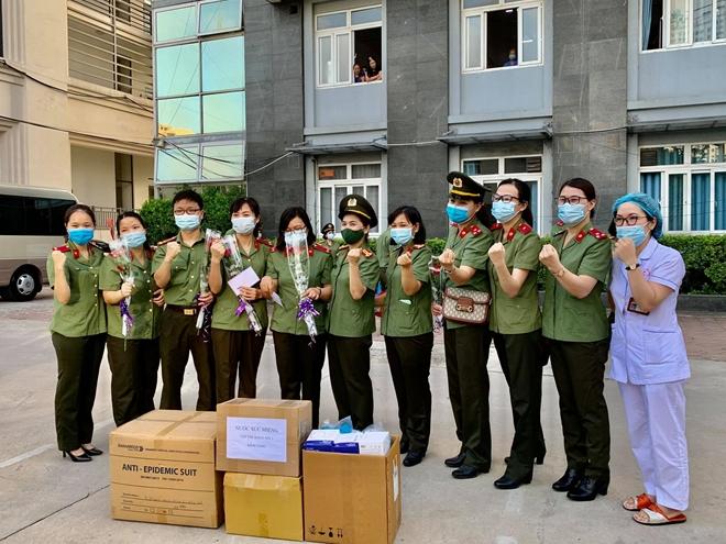 Bệnh viện Y học cổ truyền Bộ Công an: 51 bác sĩ, nhân viên y tế chi viện Bắc Giang - Ảnh minh hoạ 4