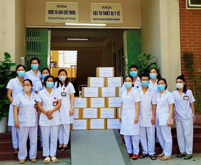 BV Y học cổ truyền Bộ Công an ra mắt áo chống sốc nhiệt cho nhân viên y tế - Ảnh minh hoạ 4