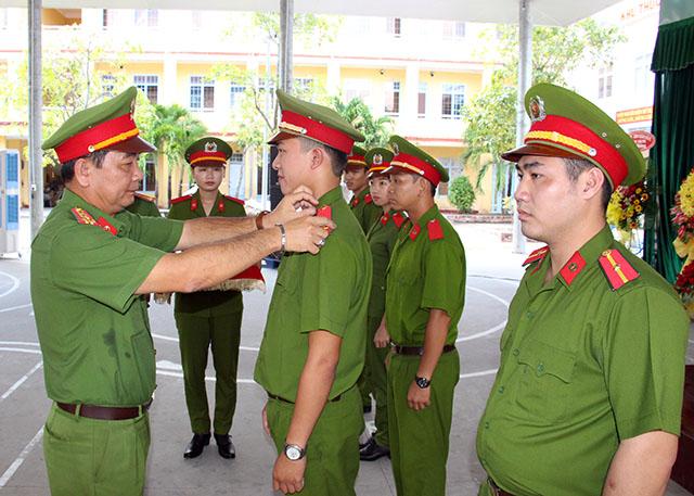 Trường Trung cấp CSND III bế giảng khóa đào tạo K9 - Ảnh minh hoạ 3