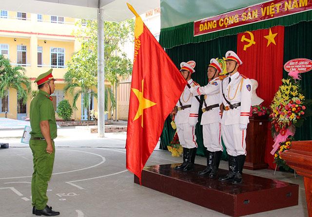 Trường Trung cấp CSND III bế giảng khóa đào tạo K9 - Ảnh minh hoạ 2