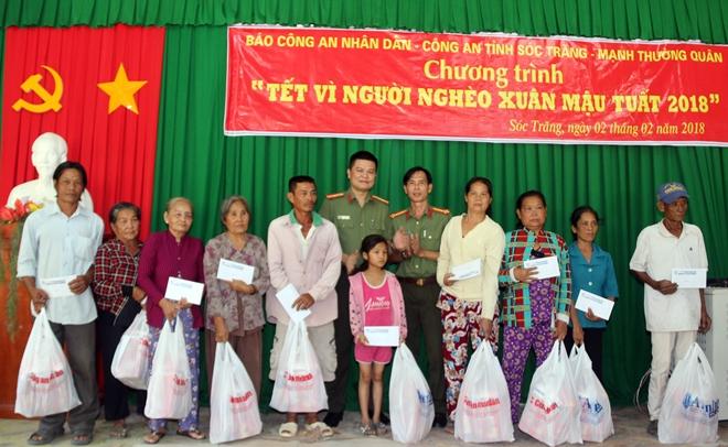 Mang hương Xuân về với bà con 4 xã nghèo nhất tỉnh Sóc Trăng - Ảnh minh hoạ 12