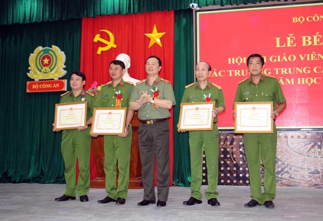 Bế mạc Hội thi giáo viên dạy giỏi cấp Bộ các trường trung cấp CSND - Ảnh minh hoạ 2
