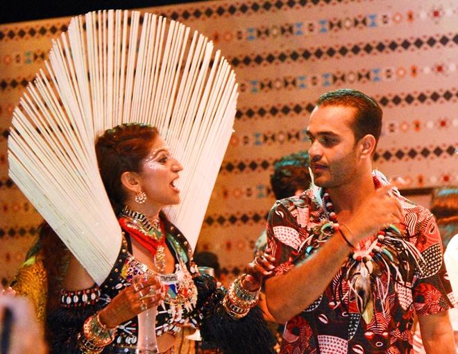 Cô dâu Kaabia Grewal và chú rể Rushang Shah rất ấn tượng, yêu thích với con người và đất nước Việt Nam.