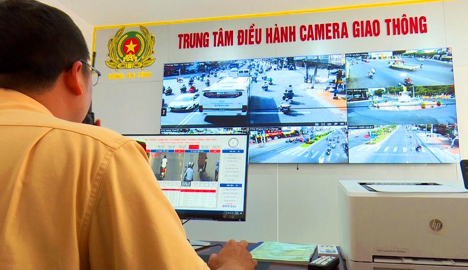 Lắp đặt camera quan sát, giám sát giao thông ở TP Long Xuyên
