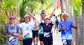 Những hình ảnh tại Giải Marathon mang thông điệp bảo vệ môi trường