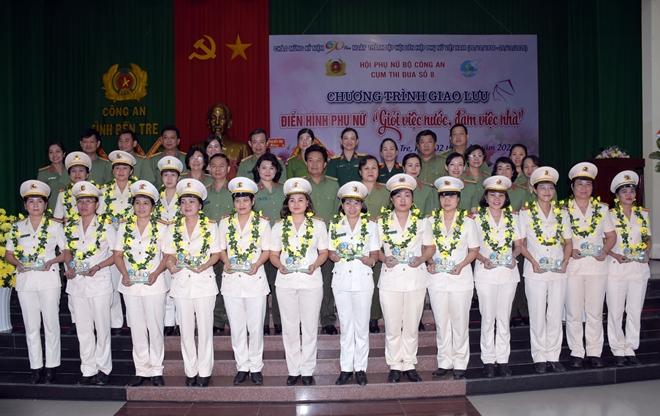 Công an Bến Tre Kỷ niệm 90 năm thành lập Hội Liên hiệp Phụ nữ Việt Nam - Ảnh minh hoạ 2