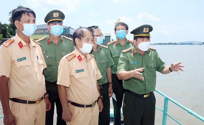 An Giang tăng cường kiểm soát, phòng, chống dịch COVID-19 trên đường thủy - Ảnh minh hoạ 2