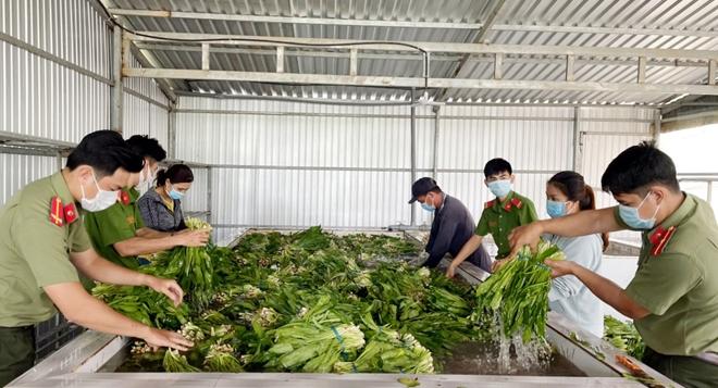Công an An Giang gửi tặng TP Hồ Chí Minh 30 tấn nông sản - Ảnh minh hoạ 4