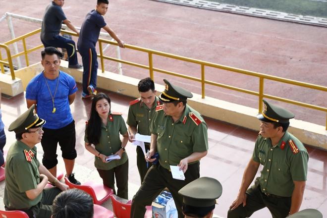 Học viên Học viện ANND luyện tập cho Lễ khai giảng năm học mới - Ảnh minh hoạ 3