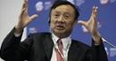 Ông chủ Huawei nói việc bắt giữ Mạnh Vãn Chu mang động cơ chính trị