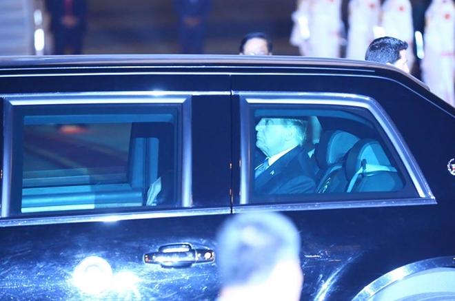 Sauđóông lên xe về thẳng khách sạn JW Marriott