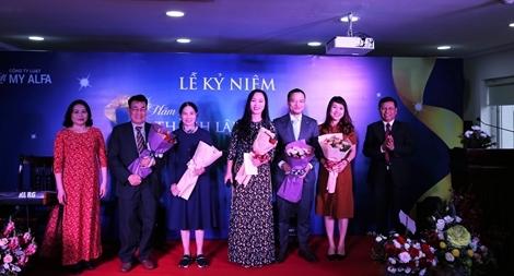Kỷ niệm 2 năm ngày thành lập công ty Luật MYALFA