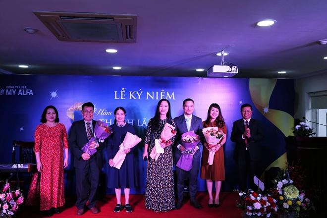 Kỷ niệm 2 năm ngày thành lập công ty Luật MYALFA - Ảnh minh hoạ 2