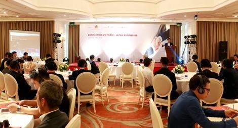 Đẩy mạnh giao lưu, kết nối doanh nghiệp Việt Nam - Nhật Bản