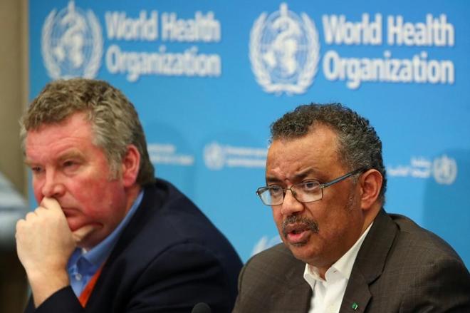 WHO tuyên bố dịch viêm phổi đang ở tình trạng khẩn cấp toàn cầu