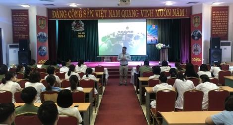 Bệnh viện 198 tổ chức tập huấn phòng chống xâm hại trẻ em