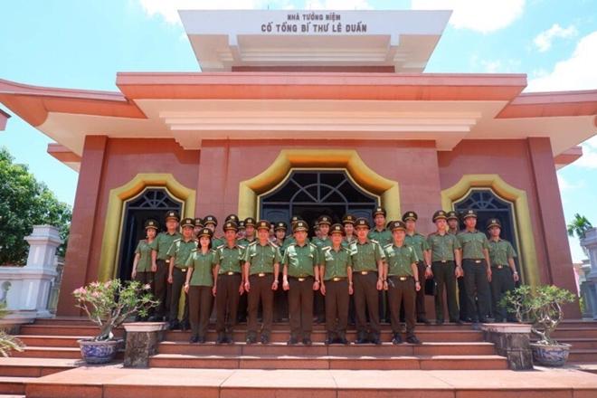 Học viện Chính trị CAND và hành trình về nguồn ý nghĩa tại Quảng Trị - Ảnh minh hoạ 3