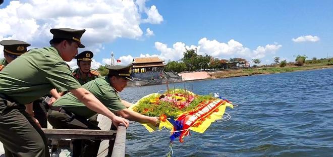 Học viện Chính trị CAND và hành trình về nguồn ý nghĩa tại Quảng Trị - Ảnh minh hoạ 6