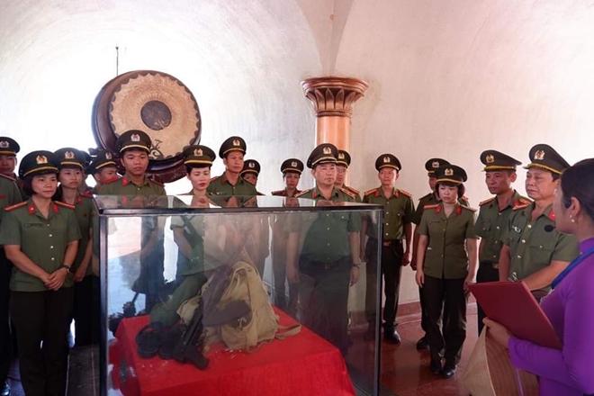 Học viện Chính trị CAND và hành trình về nguồn ý nghĩa tại Quảng Trị - Ảnh minh hoạ 2