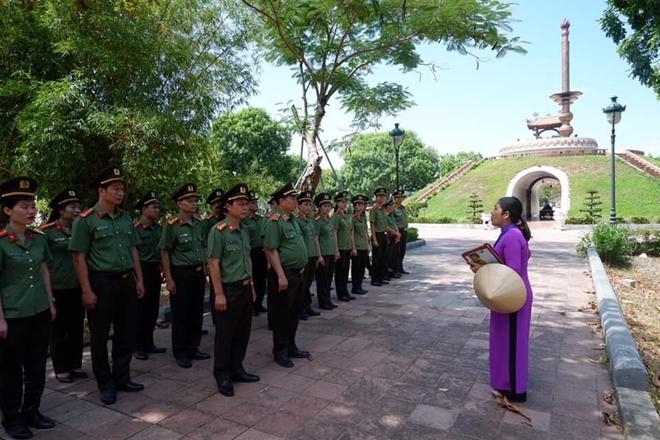 Học viện Chính trị CAND và hành trình về nguồn ý nghĩa tại Quảng Trị - Ảnh minh hoạ 5