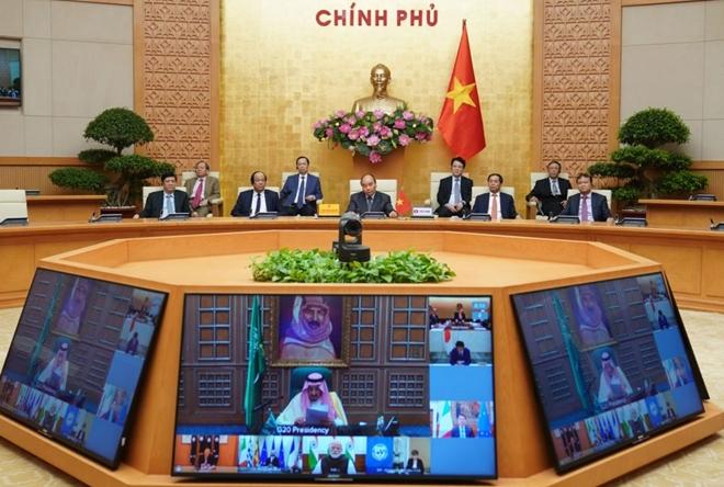 thumb 660 a1ef979c 747d 4e08 9320 04164ebe2b0d   Thủ tướng Nguyễn Xuân Phúc sẽ dự Hội nghị Cấp cao APEC 27, Hội nghị Thượng đỉnh G20