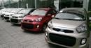 Thị trường ô tô trong nước giảm nhẹ