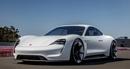 Siêu xe điện đầu tiên của Porsche mang tên Taycan