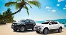 Chevrolet Colorado và Trailblazer dắt tay nhau lên… đỉnh