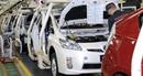 Nhật Bản cân nhắc các biện pháp hỗ trợ sản xuất ô tô trong nước