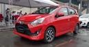 Toyota triệu hồi Wigo