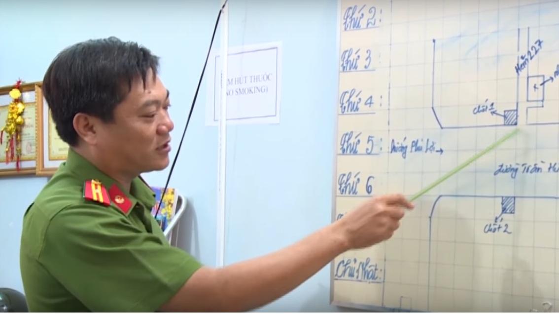 Bắt tội phạm ma túy, Thiếu tá Công an 3 lần phải uống thuốc chống phơi nhiễm HIV1