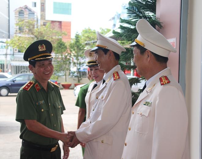 Thứ trưởng Nguyễn Văn Sơn thăm và làm việc tại TP Cần Thơ - Ảnh minh hoạ 6